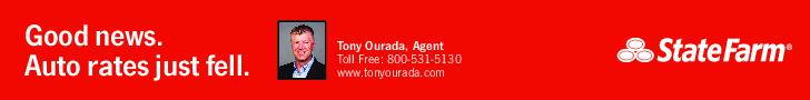 Tony Ourada - State Farm ad